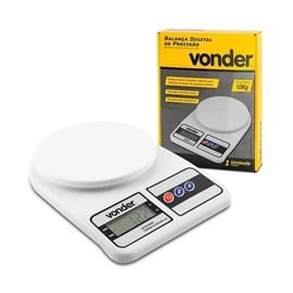 Balança Digital de Precisão 10 Kg Vonder