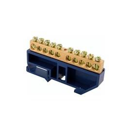 Barramento Neutro DIN IEC 10 Ligações Tramontina