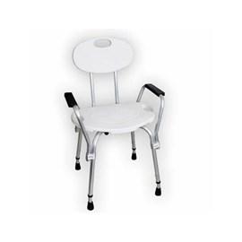 Cadeira com Braço para Banho Mebuki