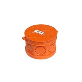 Caixa De Luz 4x4 Plástica Octagonal Fundo Móvel Tigre