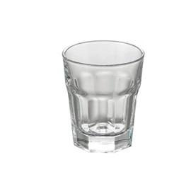 Conjunto 6 copos vidro faces 50ml