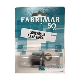 """Conversor Deca X Fabrimar 1/2"""" a 3/4"""" 3156 Fabrimar"""