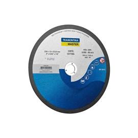 Disco Corte Aço Inox 4 1/2 X 3/64 x 7/8 Tramontina