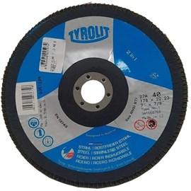 DISCO FLAP 178X22,3 LIXA 120 BASIC