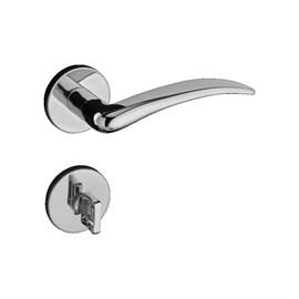 Fechadura Banheiro Residence Classic 691-80B Cromado Pado