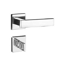 Fechadura Banheiro Retro ZM 411-90B-CR Cromado Pado