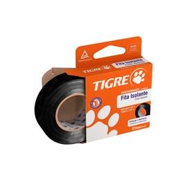 Fita Isolante Preta 19 mm x 5 Metros Tigre
