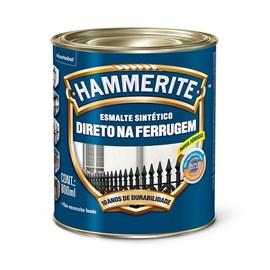 HAMMERITE ESMALTE SINTÉTICO CINZA BRILHANTE 800ML