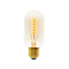 Lâmpada Filamento Carbono T45 E27 127V 40W 2200 K Taschibra