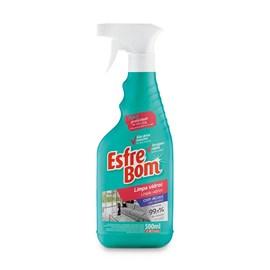 Limpa Vidros Esfrebom Spray Com Álcool 500ml