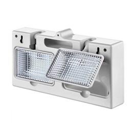 Luminária de Emergência Power Line Bloco Autônomo 8W Elgin