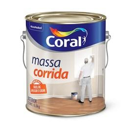 MASSA CORRIDA 3,6LT /6KG CORAL