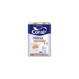 MASSA CORRIDA PARA INTERIORES 25KG - CORAL