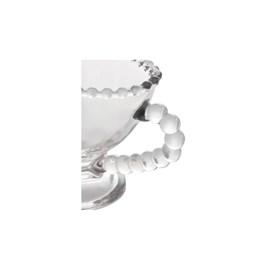Molheira de Cristal 9x5x6cm 40ml Pearl Wolff