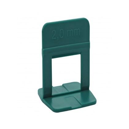 Nivelador espaçador Slim 2.0mm Verde