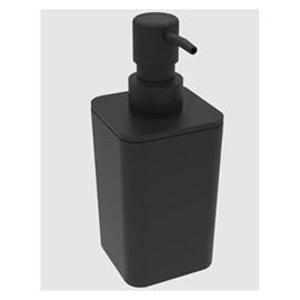 Porta Sabonete Liquido Preto/Chumbo