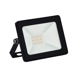 Refletor LED 10 W 3000 K 900 Lúmens IP65 TR Slim Taschibra