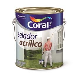 SELADOR ACRILICO CORAL 3,6LT