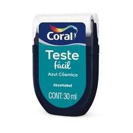 TESTE FACIL AZUL COSMICO 30 ML CORA