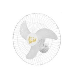 Ventilador Parede Oscilante Bivolt 60cm Branco Venti Delta